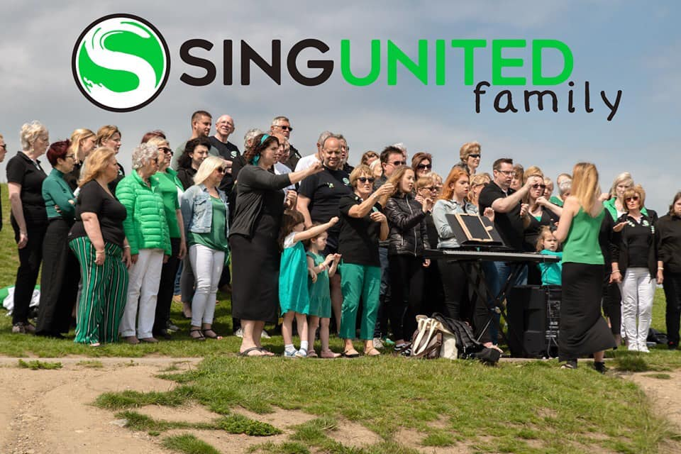 Sing United Family: Looking Forward to their Second Term