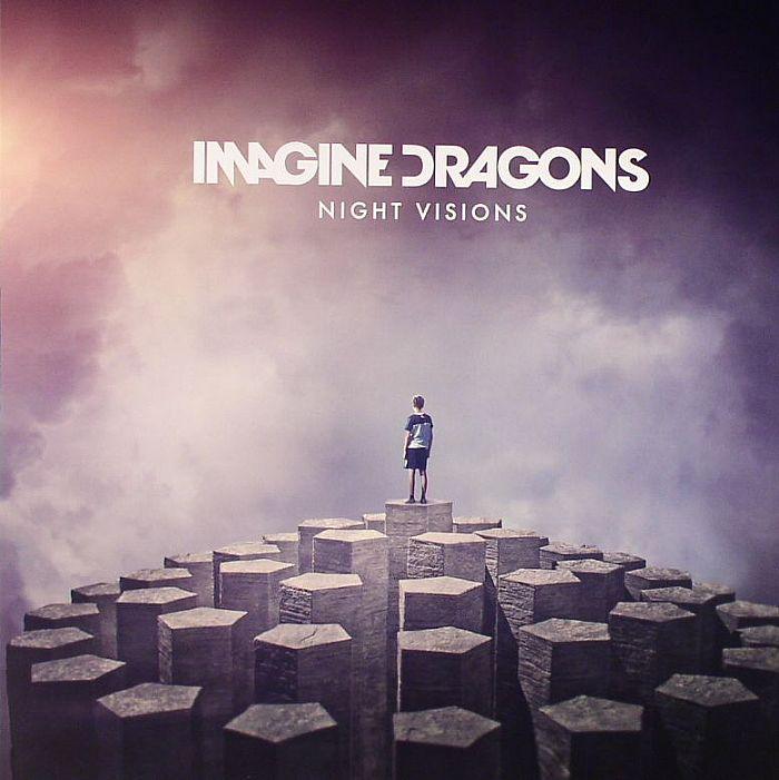Imagine Dragons Radioactive Album cover