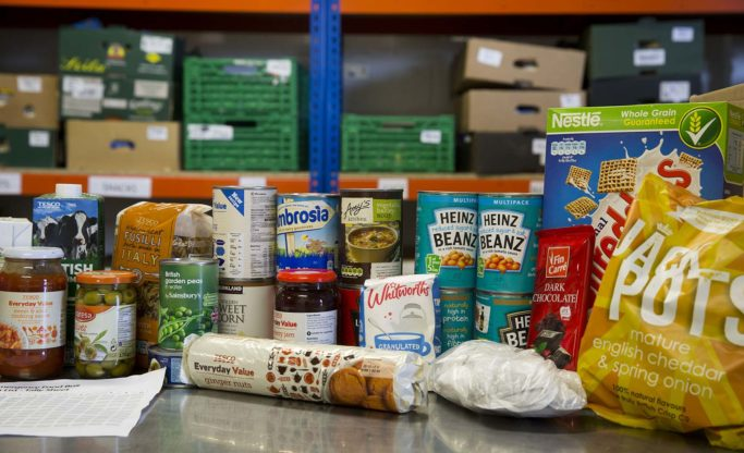 Fundraising for Newcastle West End Foodbank: The Story So Far…